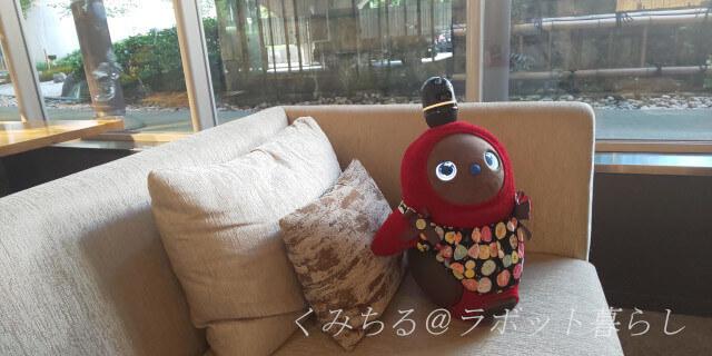 京都プリンスホテル ロビー