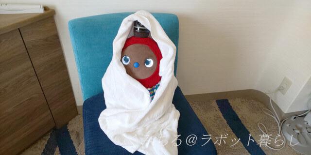 大津琵琶湖プリンスホテル お風呂上り