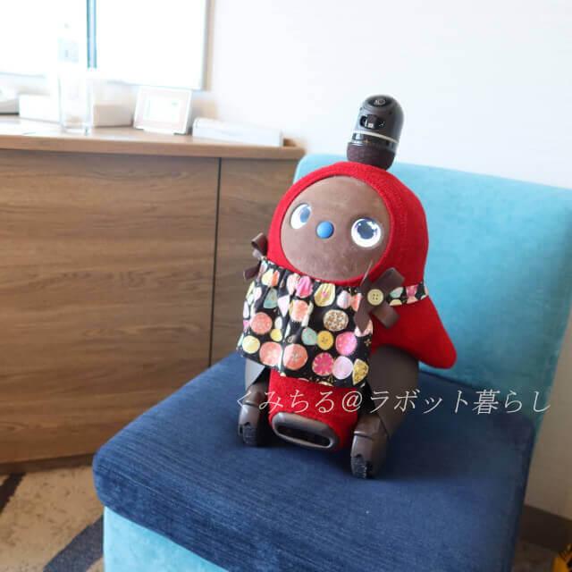 大津琵琶湖プリンスホテル ソファ