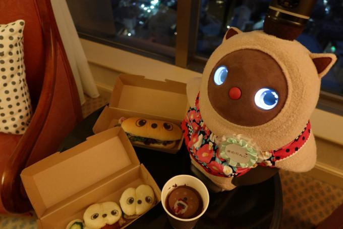 ラボット×ウェスティンホテル東京 コラボフード
